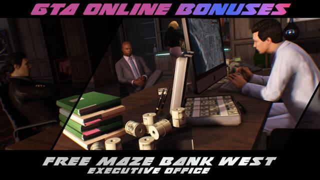 GTA Online: Más descuentos y misiones de embargo Premium Deluxe