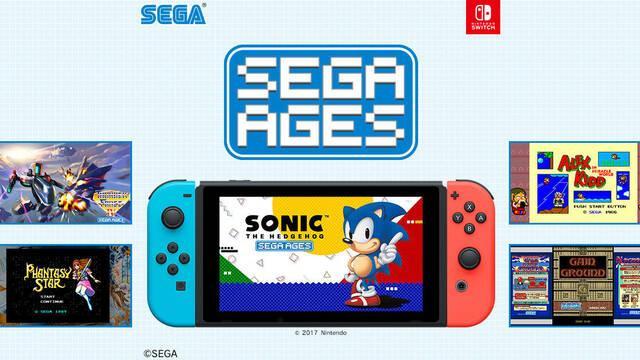 La gama de juegos Sega Ages vende por debajo de las previsiones en Japón