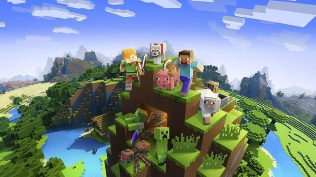 Muere (en el juego) tras 5 años jugando al modo hardcore de Minecraft