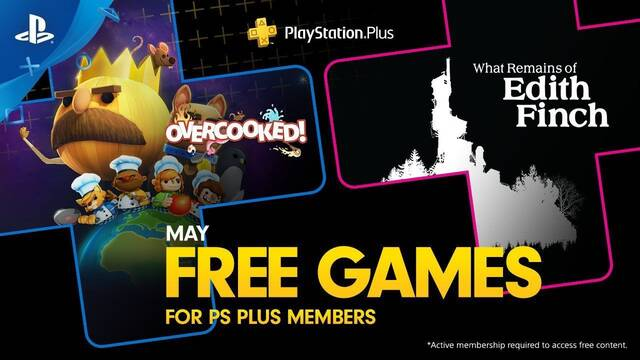Ya disponibles Overcooked y What Remains of Edith Finch en el PS Plus
