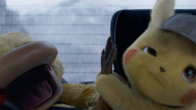 Detective Pikachu nos muestra un nuevo y divertido spot