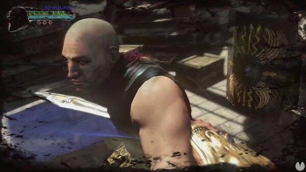 Surge prototipo muy preliminar de Ryse: Son of Rome para Xbox 360