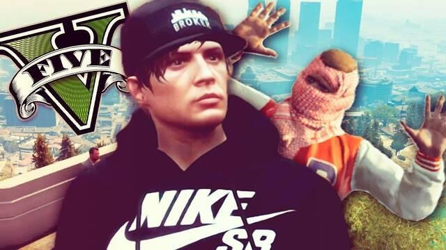 El roleplay hace a GTA 5 más popular en Internet que nunca