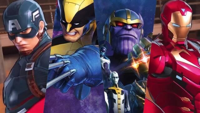 Marvel Ultimate Alliance 3 The Black Order: Todos los personajes confirmados