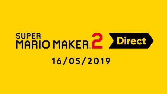 Anunciado Nintendo Direct centrado en Super Mario Maker 2 para el 16 de mayo