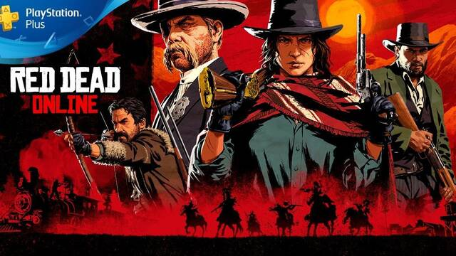 Red Dead Online disponible sin suscripción a PS Plus hasta el 27 de mayo