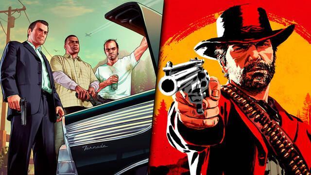 GTA 5 supera los 110 millones de copias; Red Dead Redemption 2 los 24