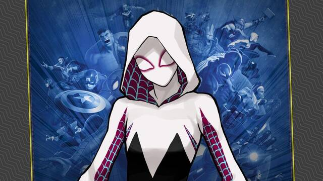 Spider-Gwen se muestra en Marvel Ultimate Alliance 3: The Black Order