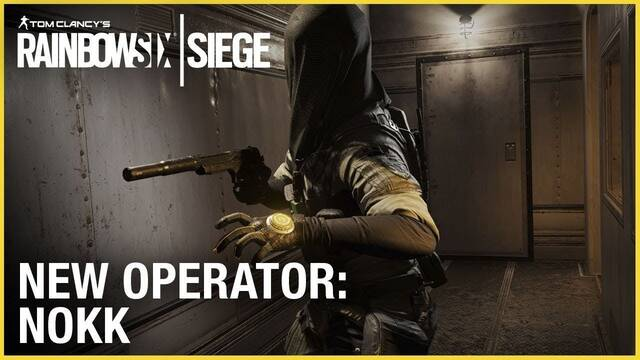 Presentada Nokk, la nueva agente de Rainbow Six Siege