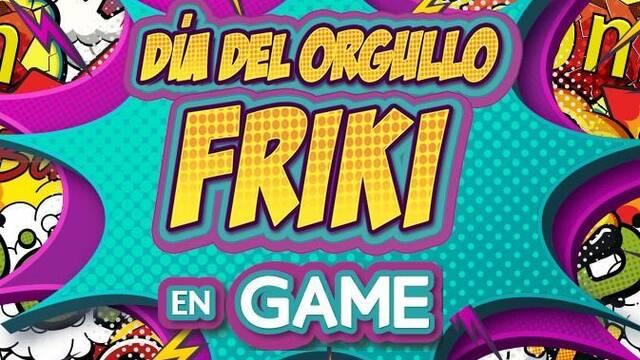 GAME anuncia sus ofertas especiales para celebrar el Día del Orgullo Friki