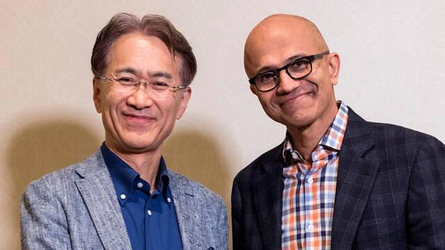 La colaboración de Microsoft y Sony sorprendió al equipo de PlayStation