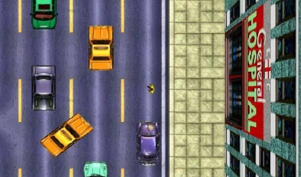Surge un vídeo del desarrollo del primer Grand Theft Auto