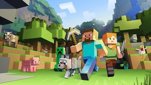 Minecraft ya es el juego más vendido de la historia, superando a Tetris