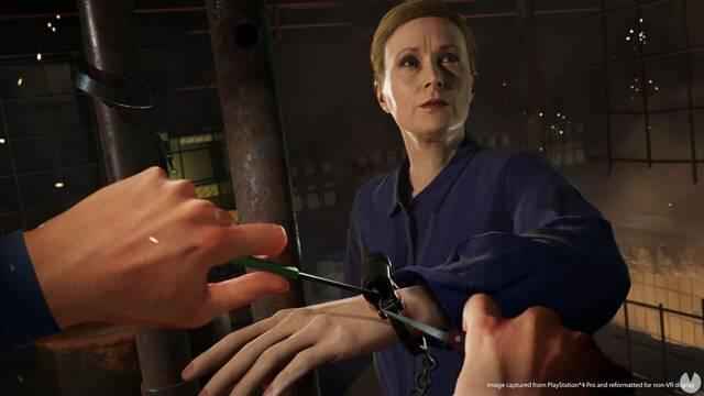 El estudio de Blood and Truth está 'emocionado' por el potencial de PS5