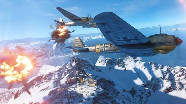 Battlefield 5: Realizan con éxito una espectacular acrobacia aérea