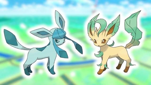 Pokémon Go: Eevee ya puede evolucionar a Leafeon y Glaceon