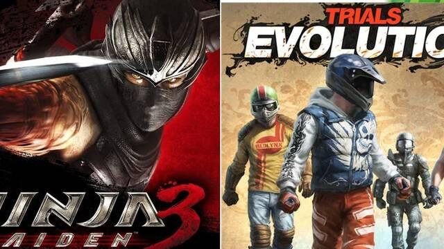 Ninja Gaiden 3 y Trials Evolution se suman a la retrocompatibilidad de Xbox One