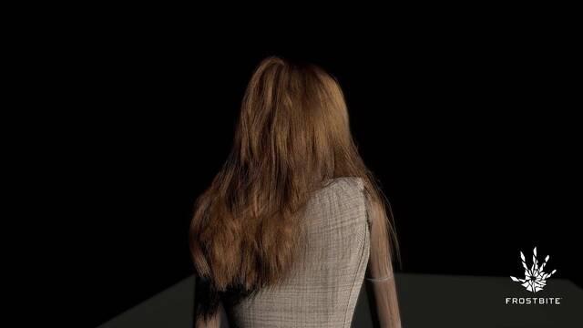 DICE muestra el pelo de nueva generación en  Frostbite