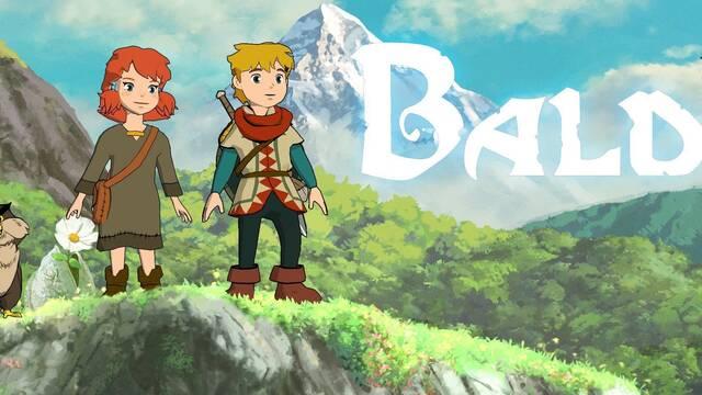 Ni no Kuni + Zelda: Así es Baldo, una bonita aventura para PC y consolas