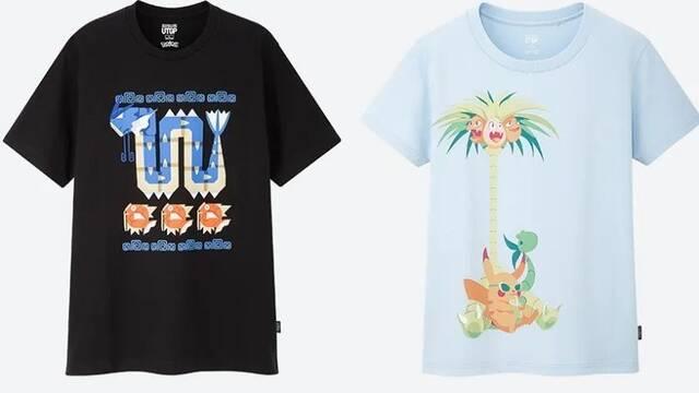 Pokémon: Estas son las fabulosas camisetas ganadoras del concurso de Uniqlo