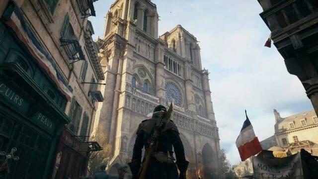 Valve mantendrá el review bombing positivo de Assassin's Creed Unity en Steam