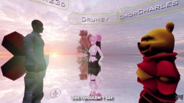 DJ Soto, el pastor cristiano que bautiza jugadores en VR Chat