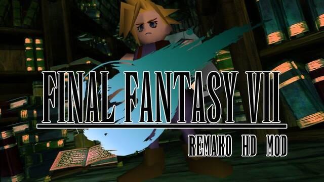 Final Fantasy VII remasterizado en PC gracias a este mod gratuito