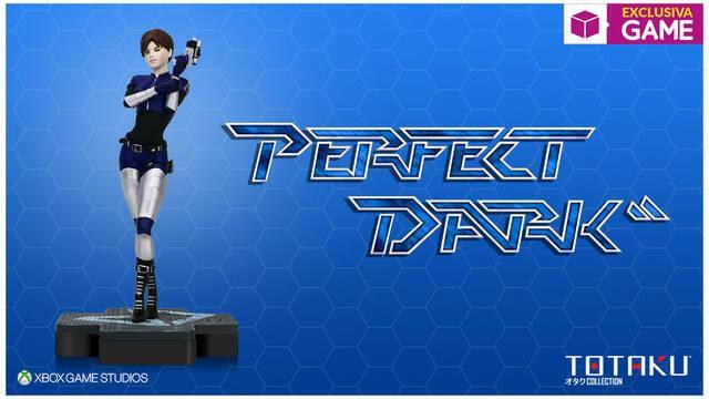 Joanna Dark se suma a la colección de figuras Totaku de GAME