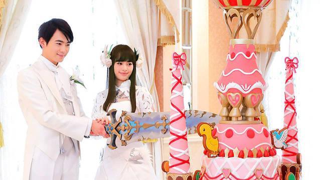 Mi gran boda friki: Así se pueden casar los fans de Final Fantasy XIV en Japón