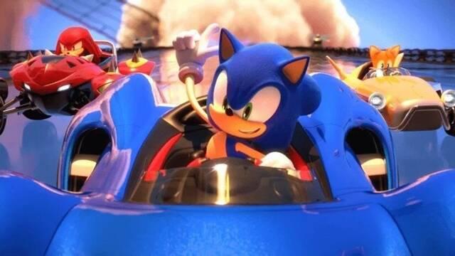 Sega no añadirá la intro a Team Sonic Racing en su versión de Switch