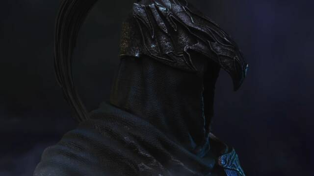 First 4 Figures prepara un busto de Artorias, de Dark Souls