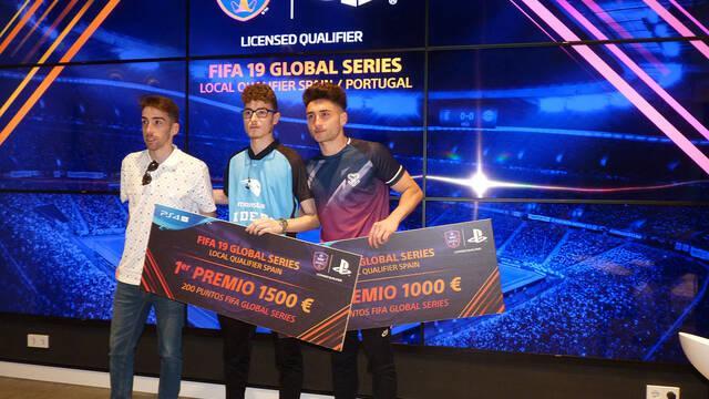 Andoniipm gana la final de la FIFA 19 Global Series Local Qualifier Spain