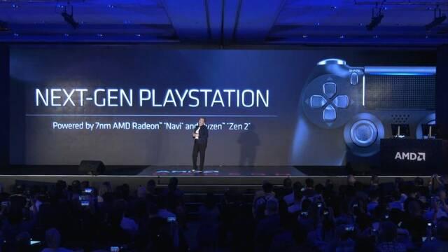 PS5: La GPU estará basada en la nueva arquitectura RDNA de AMD