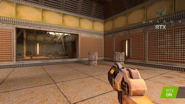 Quake II RTX llega gratis el 6 de junio a PC haciendo uso del ray-tracing