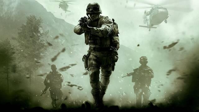 Activision se prepara para el anuncio de Call of Duty: Modern Warfare