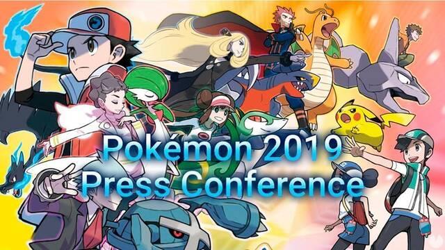 Resumen Pokémon Press Conference 2019: Todos los anuncios de Pokémon