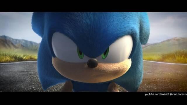 'Arreglan' el tráiler de la película de Sonic con un nuevo diseño