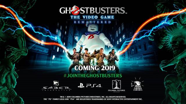 Ghostbusters: The Video Game Remastered se muestra en su primer tráiler