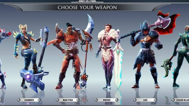 TODAS las armas en Dauntless y cuáles son las mejores