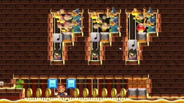 Este nivel de Super Mario Maker tiene una probabilidad de victoria ínfima