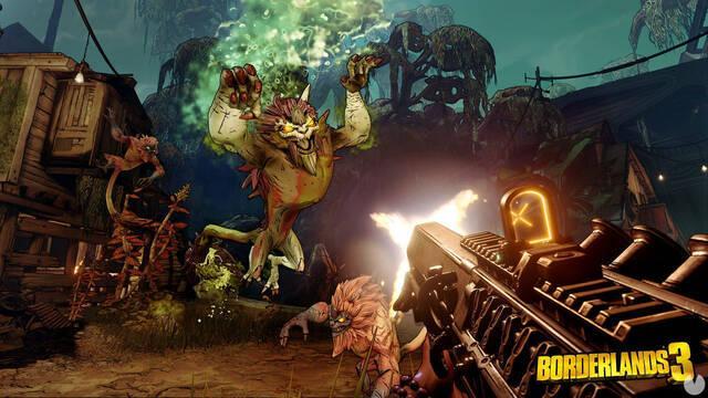 Borderlands 3 contará con un 'absurdo' número de jefes