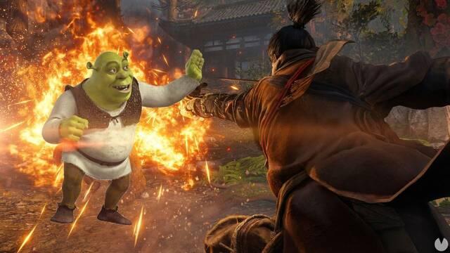 Shrek se convierte en uno de los jefes de Sekiro: Shadows Die Twice