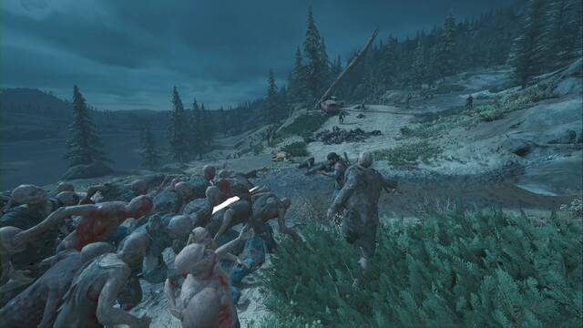 Days Gone: Cómo completar Horda del Monte Bailey al 100% y secretos