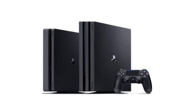 En España la PS4 normal se vende cuatro veces más que PS4 Pro