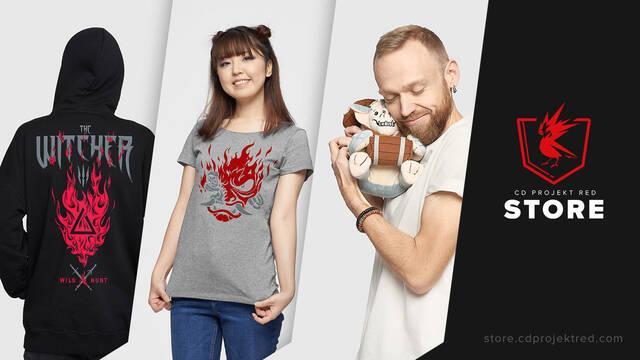 CD Projekt RED inaugura su tienda de merchandising oficial