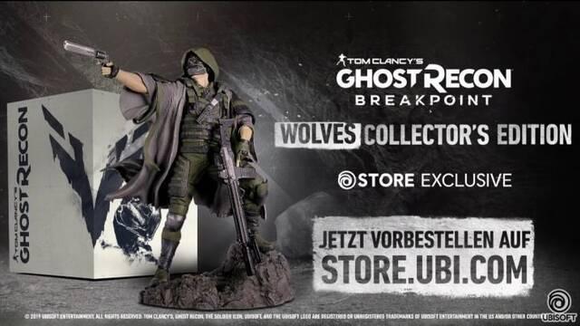 Se filtra el nuevo juego de Ubisoft: Ghost Recon Breakpoint