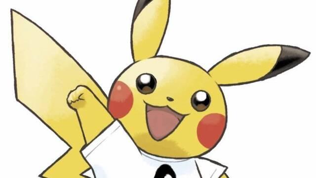 El estudio Game Freak celebra sus 30 años con una ilustración de Pikachu