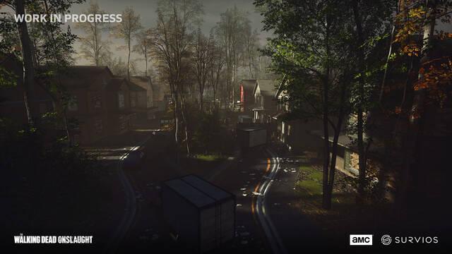 The Walking Dead recibirá un 'visceral' juego para VR este otoño