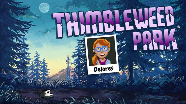 Delores: A Thimbleweed Park Mini-Adventure gratis en PC
