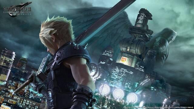 Final Fantasy 7 remake ventas españa